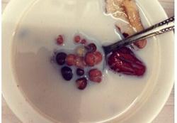 红枣牛奶汤