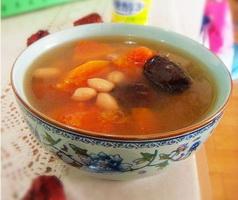木瓜花生大枣汤