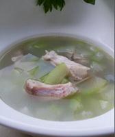 草鱼冬瓜汤