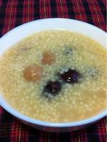 大枣桂圆粥