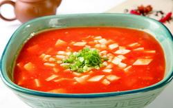 豆腐番茄汤