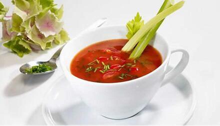 蕃茄芹菜汤