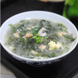 海米紫菜蛋汤