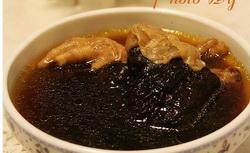 黑虎掌炖汤