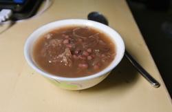 红豆银耳汤