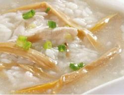 黄花瘦肉粥