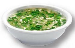 荠菜豆腐羹