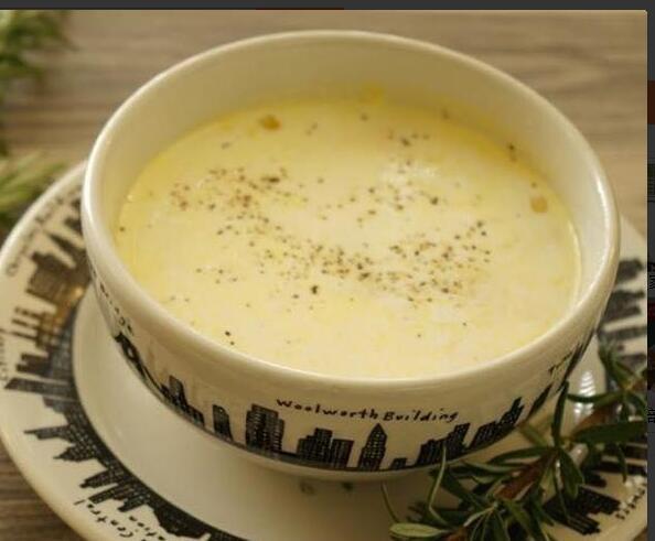 鸡蓉玉米粥
