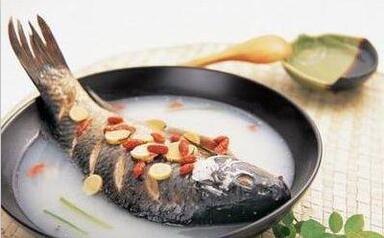 鲤鱼红枣汤