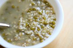 绿豆苡仁粥