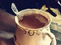 热可可奶茶