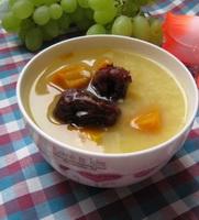 小米南瓜红枣粥