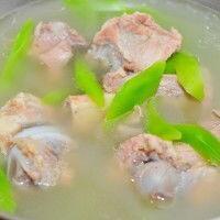 猪骨莴笋汤